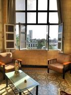 Airbnb Living Room window